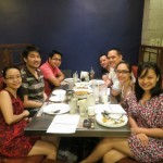 Group Date at North Park Noodles, BGC