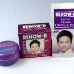 My Facial Cream: Renow D Cream